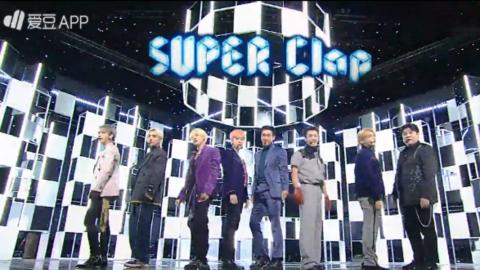 [Super Junior][分享]191020 Super Junior人歌回归舞台!周末也要一起SUPER Clap~