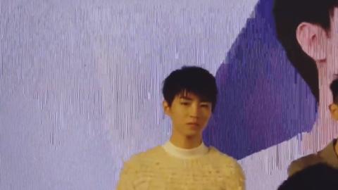 [新闻]191114 【全程回顾】王俊凯济南品牌见面会  回顾白衣少年的纯净之旅