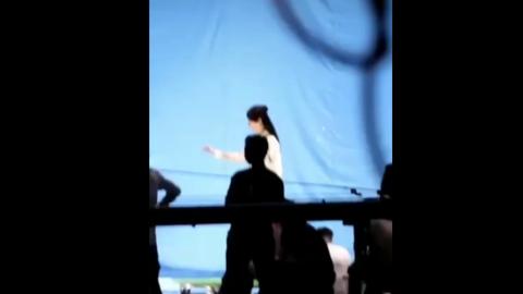 [新闻]191122 《斗罗大陆》拍摄花絮,新款白衣肖战上线