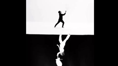 """[防弹少年团][分享]191209 """"天使与恶魔的相互碰撞""""为舞蹈而生的朴首席"""