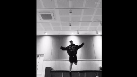 [分享]200403 BigBang太阳空白期也出色的舞蹈实力,回归期待感UP!