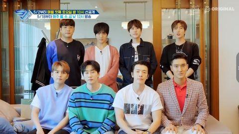 [新闻]200430 Super Junior团综《SJ Returns 4》惊喜问候视频公开