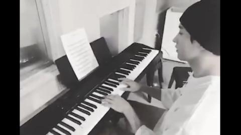[分享]200604 乐器小天才钢琴王子现身,壳壳子你的魅力散发到什么地步!