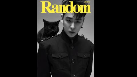 [新闻]200703 张云雷登《Random蓝登》创刊号 动态封面新鲜出炉