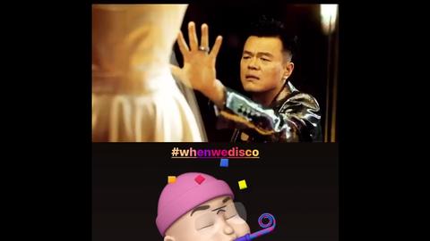 """[分享]200807 传说中的""""闭眼吹""""?王嘉尔宣传朴振英&宣美新曲!"""