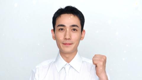 [新闻]200807 毛栗子猛楠举起沙包大的拳头……为中国电视剧人加油!