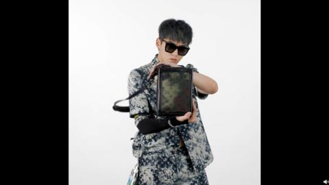 [新闻]200917 宣传小能手微博上线  跟代言人一起掀起时尚潮流