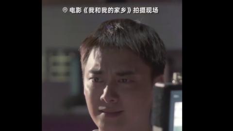 [新闻]201024 《我和我的家乡》拍摄花絮公开 李易峰感人演技引泪目