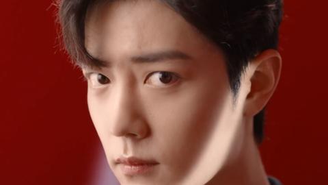 [新闻]201029 肖战百威广告大片公开 魅力四射的西装大帅哥
