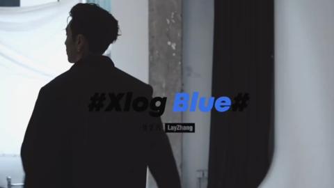 [分享]201029 前方张老板Xlog Blue来袭!All Black诠释独有时尚