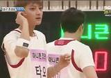 150219 MBC偶像明星运动会E01 EXO黄子韬&金珉锡full cut