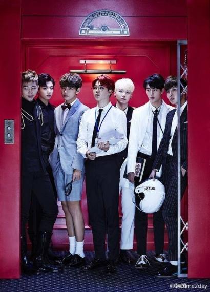 [分享]150802 巴西演唱会结束 K-pop idol最初最大规模