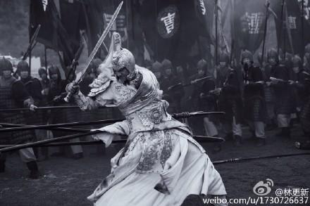 [分享]160424 《武神赵子龙》长坂坡之战 林更新英武非凡