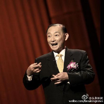 [新闻]160425 黄晓明微博更新一则 悼念梅葆玖先生