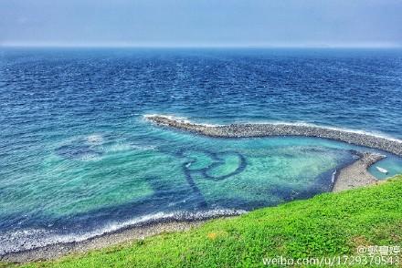 [分享]160429 郭碧婷微博分享美景