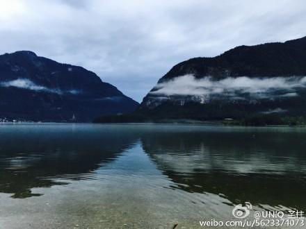 [分享]160602 圣柱分享美景 拜倒在奥地利石榴裙下