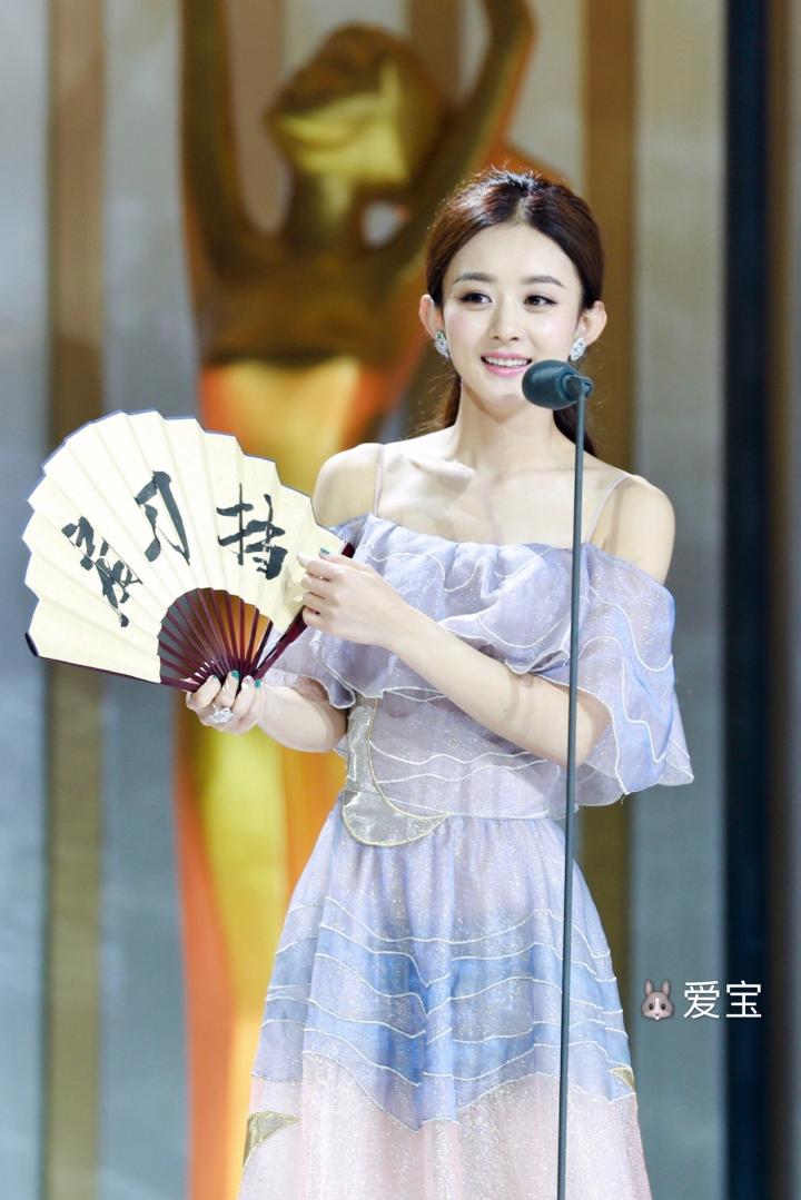 赵丽颖 电视_2016赵丽颖金鹰电视艺术节_图片_视频集锦-爱豆APP