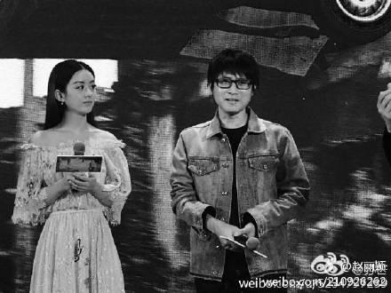 """[新闻]170122 赵丽颖分享手机存图 被粉丝吐槽""""又偷图!"""""""