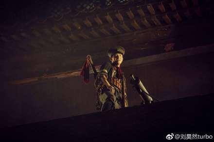 [新闻]170727 《建军大业》今日上映,你检阅青年演员刘昊然的表现了吗?
