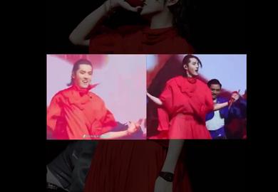 190526【吴亦凡】《大碗宽面》北京、重庆演唱会忘动作对比