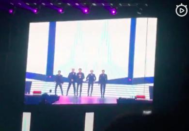 190706【EXO】《Tempo》-Super Concert饭拍视频
