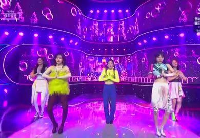 190707 【Red Velvet】人气歌谣《Zimzalabim》(上周录制)舞台