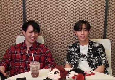 190905【GOT7】[GOT2DAY 2019] 20. Mark & Yugyeom