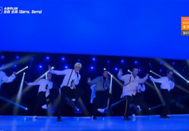191027【Super Junior】Run.wav《 Sorry Sorry》