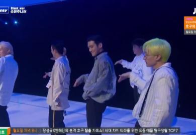 191027【Super Junior】Run.wav 随机舞蹈