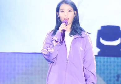 111109【IU】仁川场演唱会《乙之恋爱》