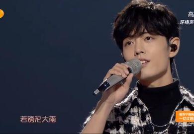 191110【肖战】湖南卫视嗨爆夜《尚好的青春》