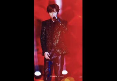 200118【蔡徐坤】湖南卫视春晚《重生》直拍2