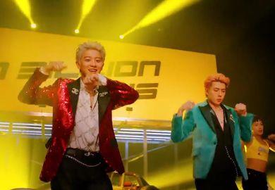 200710【世勋&灿烈】EXO-SC正规一辑《1 Billion Views》MV预告