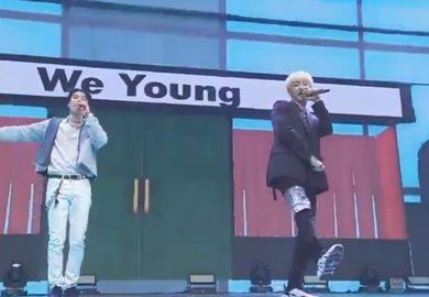 200718【灿烈&世勋】《we young》舞台-cass线上演唱会
