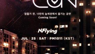 [星闻]N.Flying&SF9将举办Ontact深夜演唱会!多样舞台预告