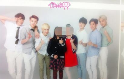 [新闻]140403 EXO-K 未见过的图片与新发色!