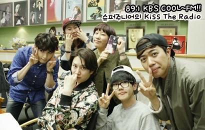 [新闻]140406 Kiss the radio官网更新伯贤3P