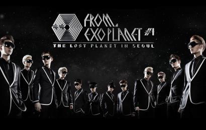 [新闻]140416 EXO 1st Concert 宣传图更新
