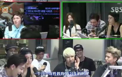 """[新闻]140711 GOT7自曝接受""""X""""教育课程"""