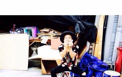 [新闻]140726 GD instagram更新 2p