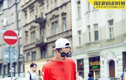[新闻]140813 我们的街拍时刻—吴亦凡独家街拍