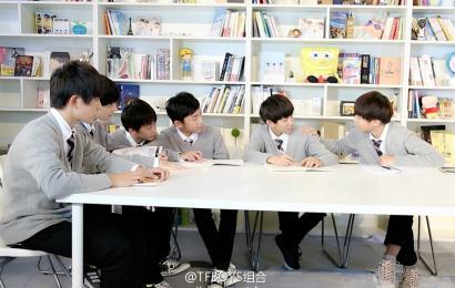 [新闻]141006 男生学院自习室第二季马上就要和大家见面啦