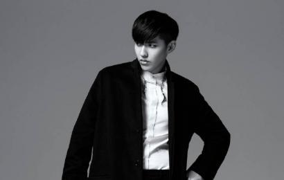 [新闻]141203 吴亦凡全新造型黑白色系写真4P