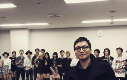 [新闻]141221 FNC演员赵在允更新西恩相关一则