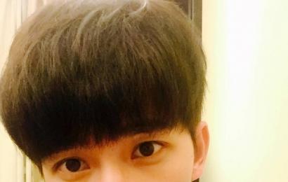 [分享]150505 杨洋:两种表情的九宫格 满意吗?