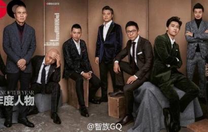 [分享]191017 李易峰首登《智族GQ》大片回顾 英俊帅气精英范儿十足
