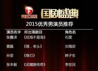 """[教程]151001 《2015国剧盛典》征集""""最佳男演员"""" 快为杨洋投票吧!"""