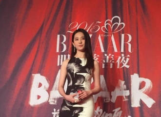 [盘点]150928 刘亦菲事业爱情双赢 不忘记高贵优雅的玩时尚