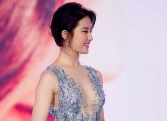 [新闻]151023 刘亦菲早期写真曝光 每一个人物塑造我都很珍惜