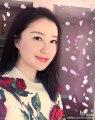 [新闻]151201 舒畅生日,刘亦菲送祝福